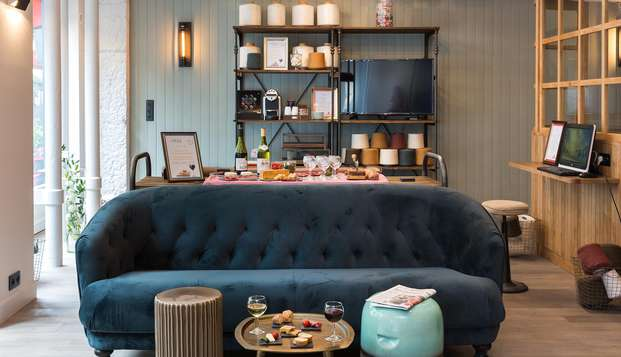 Hotel Silky By HappyCulture - Lobby