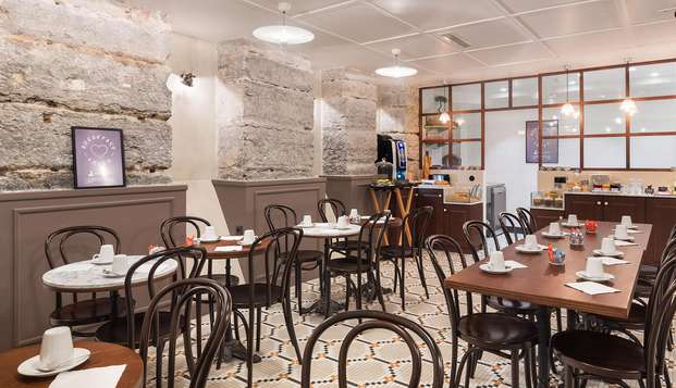 Hotel Silky By HappyCulture - Restaurant