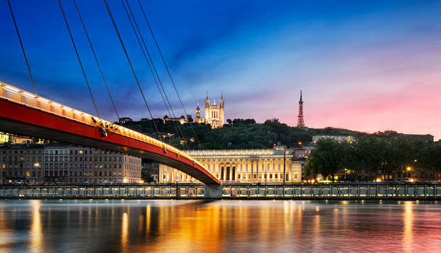 Hotel Silky By HappyCulture - lyon q