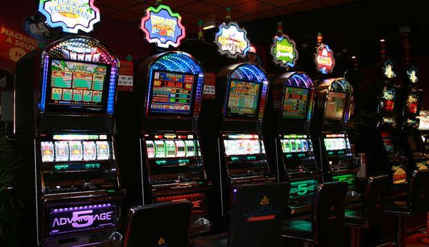 Escapade Auvergnate avec tickets de jeu au casino de Néris les bains