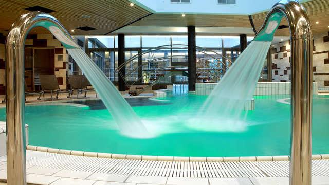 Week-end détente à l'espace sensoriel des Nériades, dans une ville thermale à Néris-les-Bains
