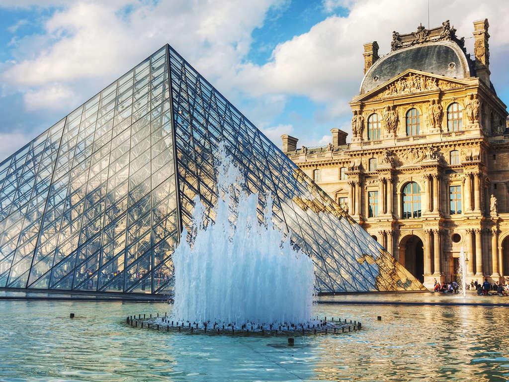 Séjour Ile-de-France - Week-end en plein Paris  - 3*