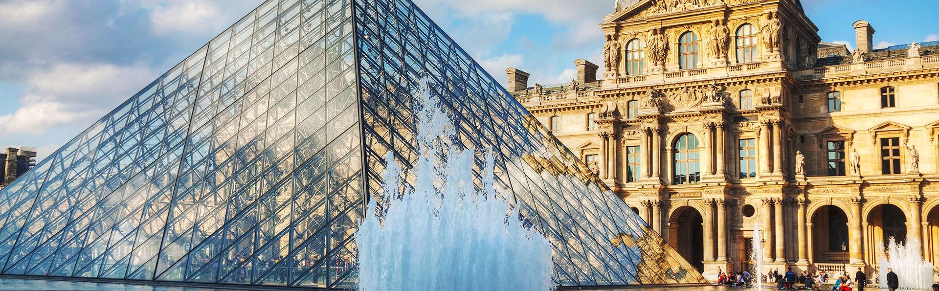 Week-end en plein Paris