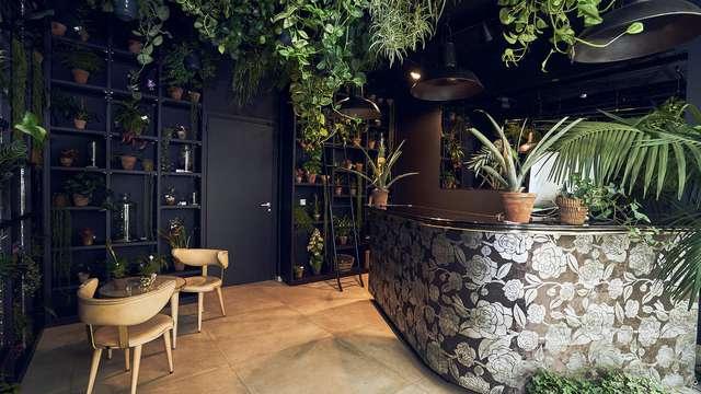 Ontdek een geheime tuin in hartje Brussel
