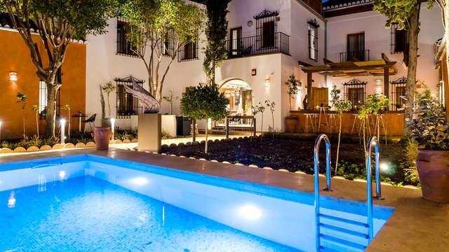 Escapada a 800m de la Alhambra en un hotel con encanto en el barrio de Albayzín