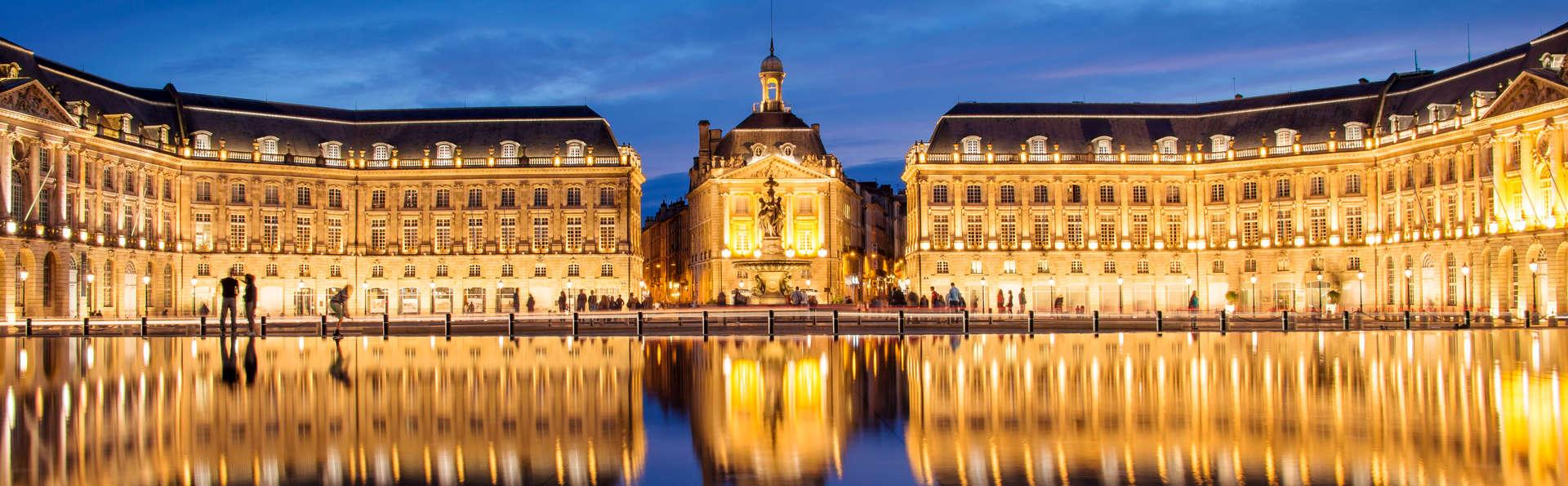 Séjour en plein cœur de Bordeaux (à partir de 2 nuits)
