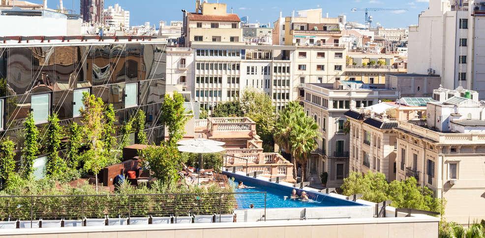 Week end h tels design barcelone partir de 187 for Hotel design gand