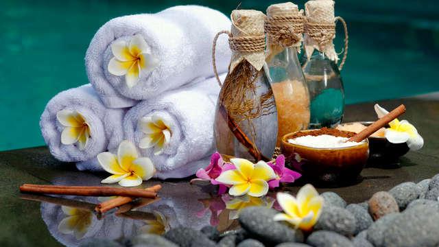 Escapada relax con masaje y circuito termal
