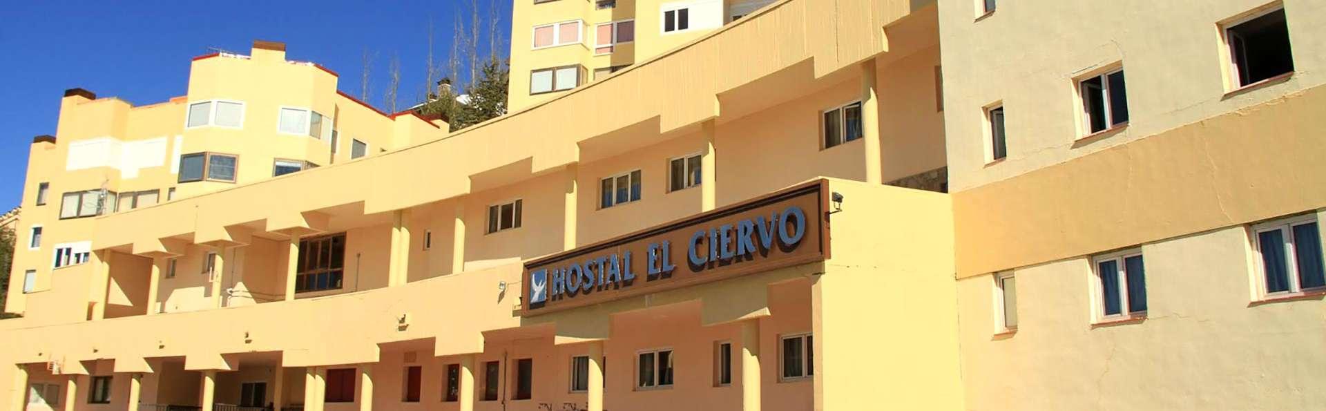 Hostal El Ciervo - Edit_Front.jpg