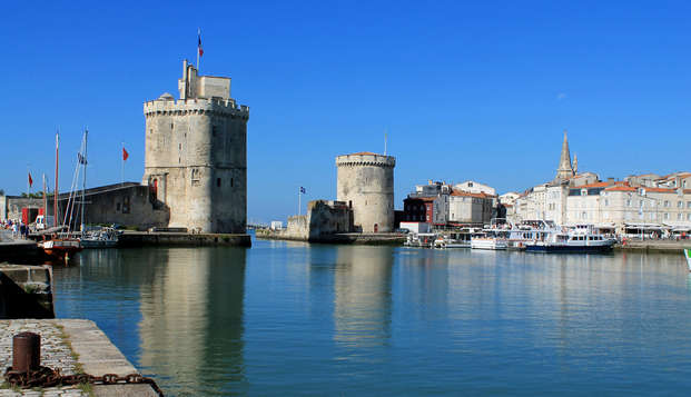 Visite de la Rochelle avec entrées pour les Tours
