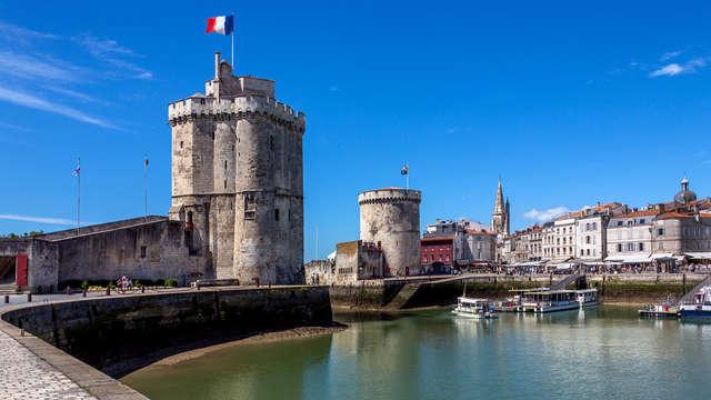 Week-end visite de la Rochelle avec entrée pour les célèbres Tours du Port