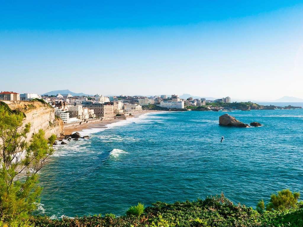 Séjour Biarritz - Week-end en bord de mer à Biarritz  - 3*