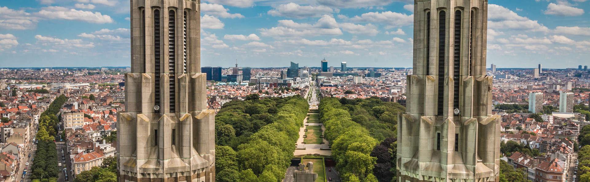 Profitez d'un séjour supérieur à Brussels Airport