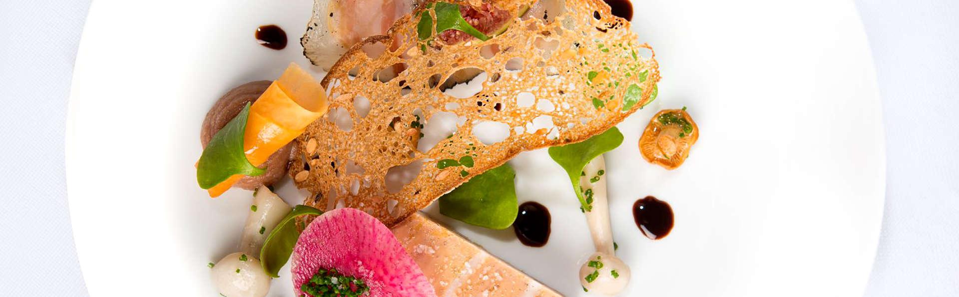 Luxe, vie de château et dîner gastronomique près de Rennes