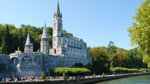 Week-end découverte à Lourdes