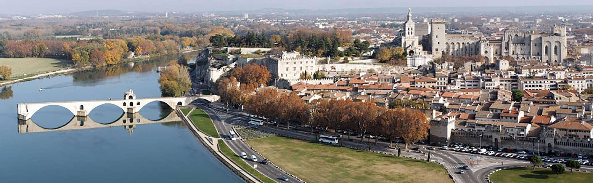 Week-end de charme à Avignon (à partir 2 nuits)