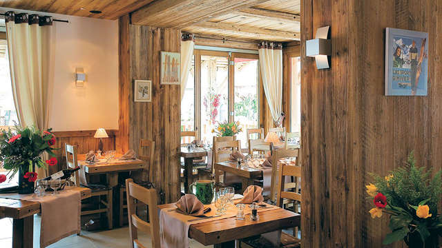 Weekend Grand Bornand inclusief diner