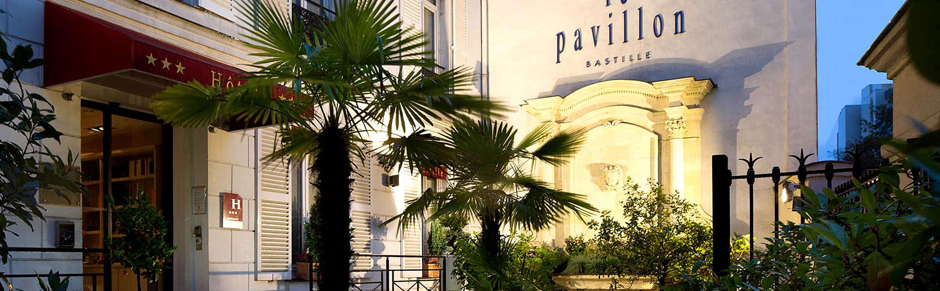 Week-end au coeur de Paris à deux pas de la Place de la Bastille