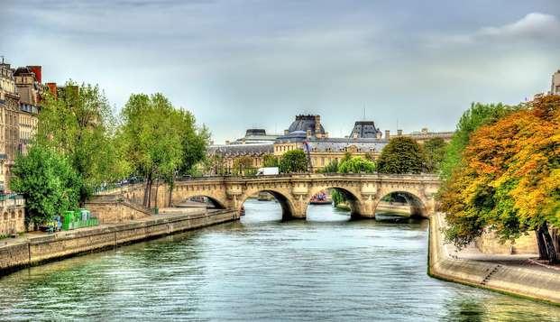 Découvrez Paris dans un hôtel de charme