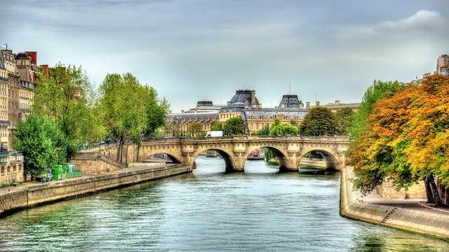 Ontdek Parijs in een charmant hotel