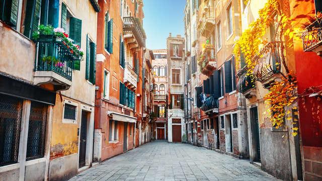Séjour aux portes de Venise avec une visite à Murano