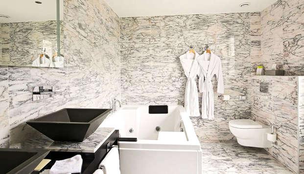 Luxe et détente en Suite Romantique près de Giverny