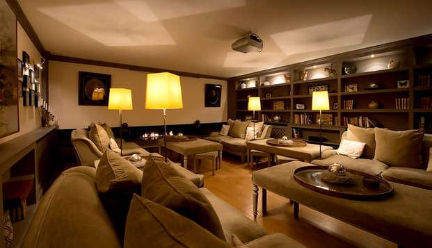 Hotel Manos Premier - NEW LOBBY