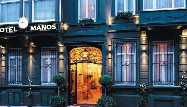 Hotel Manos Premier - NEW FRONT
