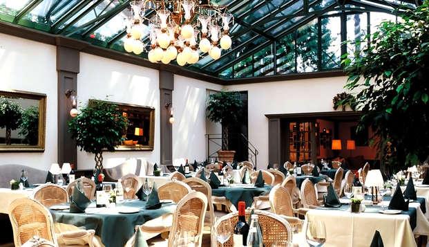 Hotel Manos Premier - NEW RESTAURANT