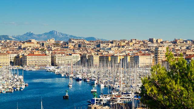 Hotel Pullman Marseille Provence