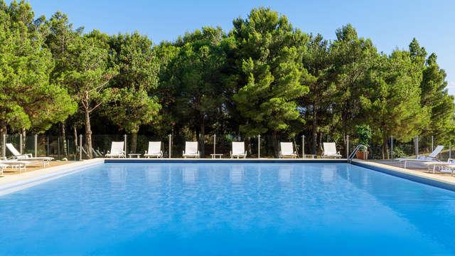 Escapada relax en habitación triple cerca de Marsella