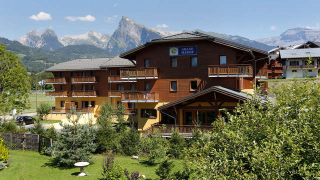 Vacanceole - Residence Grand Massif