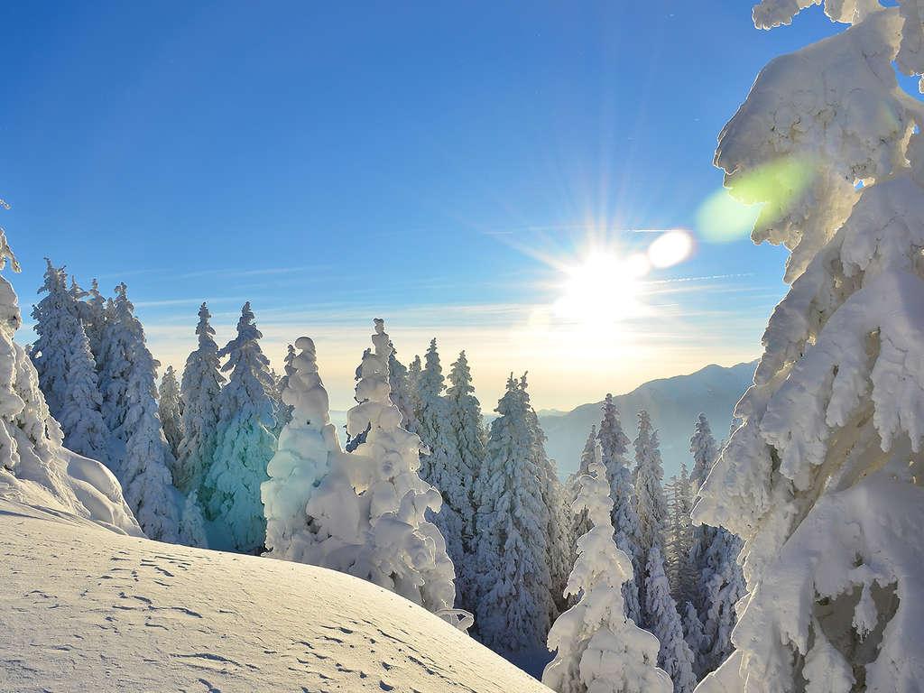 Séjour France - Une semaine en Haute Savoie pour profiter à deux de l'air pur de la montagne  - 3*