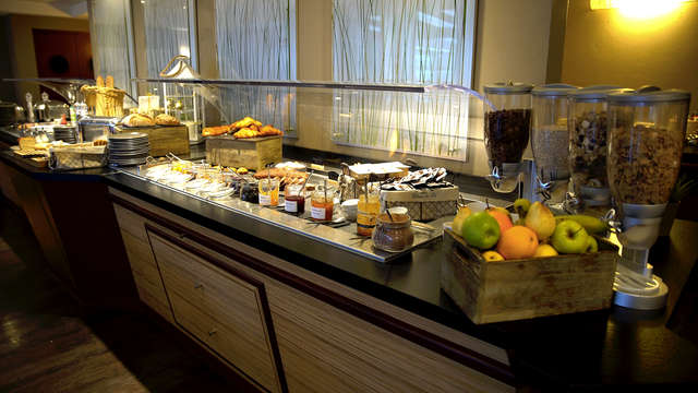 Domaine de la Foret d Orient - Natur Hotel Golf Spa - NEW BREAKFAST
