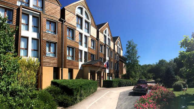 Domaine de la Foret d Orient - Natur Hotel Golf Spa