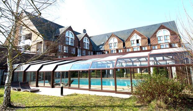 Domaine de la Foret d Orient - Natur Hotel Golf Spa - NEW FRONT