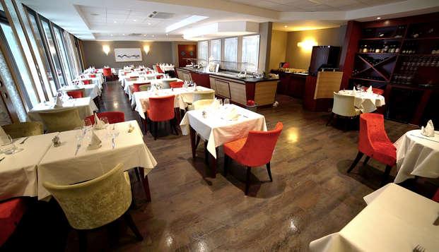 Domaine de la Foret d Orient - Natur Hotel Golf Spa - NEW RESTAURANT