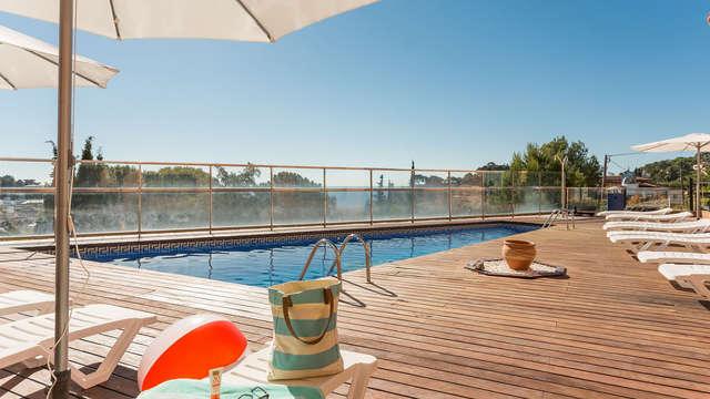 Fin de Semana en Tossa de Mar en un Apartamento (desde 2 noches)