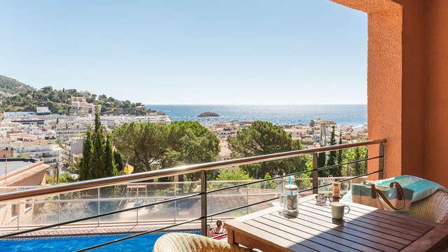 Visitez Tossa de Mar avec logement en appartement (à partir de 4 nuits)