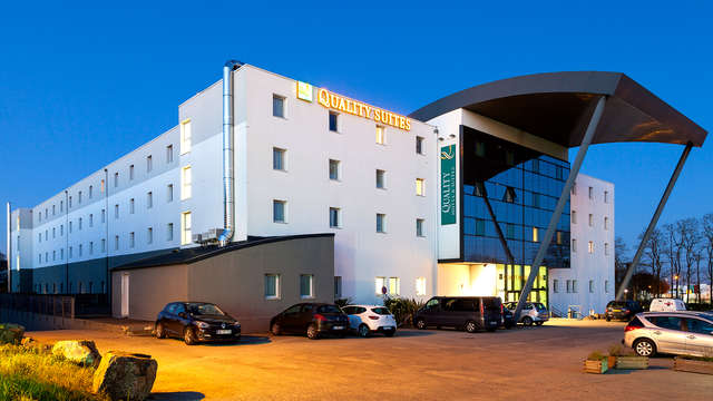 Hotel Quality Nantes Beaujoire