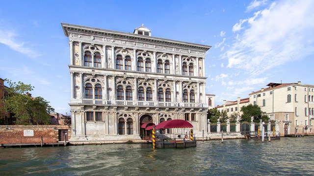 Verblijf met toegang tot het casino van Venetië in een hotel in het centrum