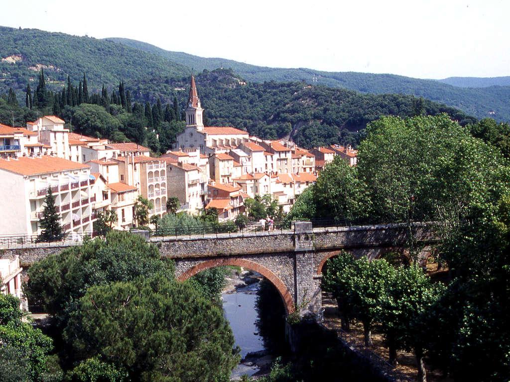 Séjour Languedoc-Roussillon - Week-end entre mer et montagne près de Perpignan ( avec vue sur la rivière)  - 3*