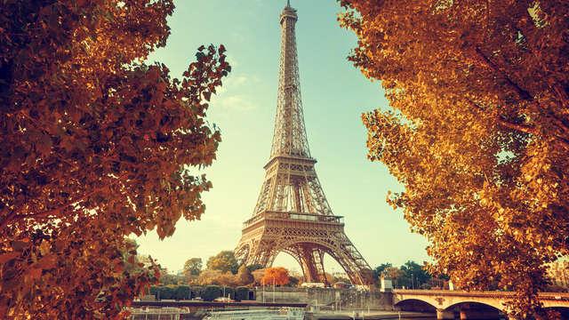Week-end avec dîner aux portes de Paris