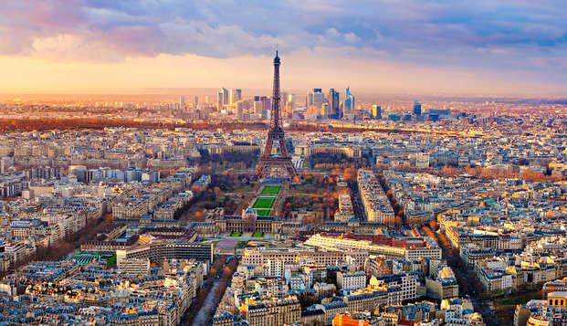 Week-end aux portes de Paris