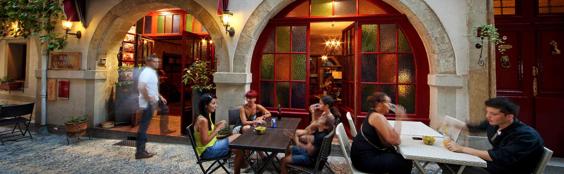 Hôtel Renaissance à Castres - EDIT_Fachada_1.jpg