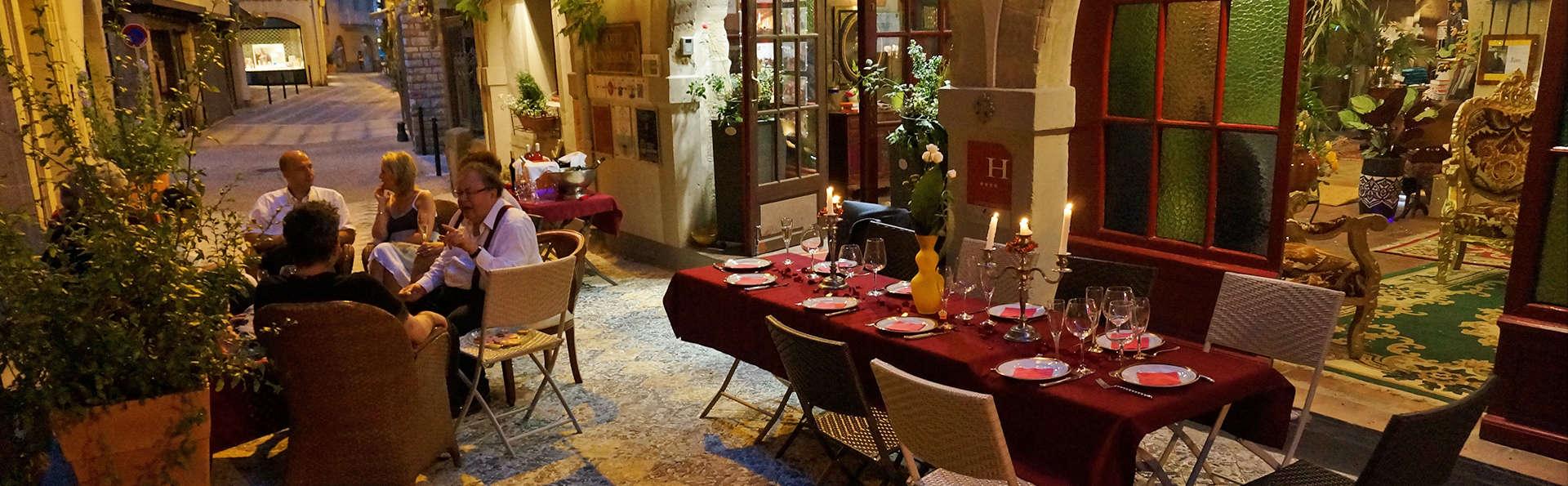 Week-end de charme à Castres