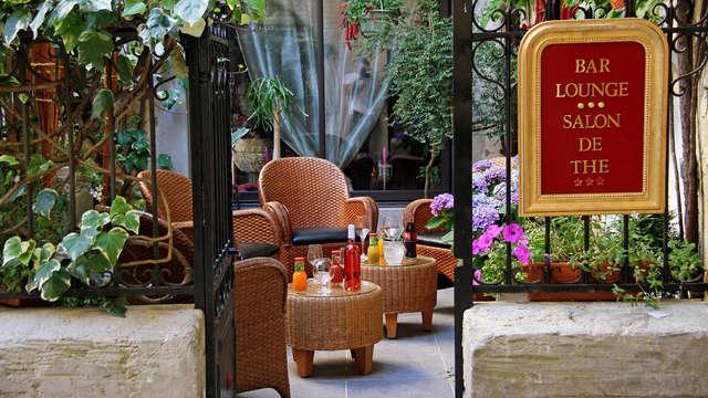 Fin de semana en habitación Superior con cena en Castres
