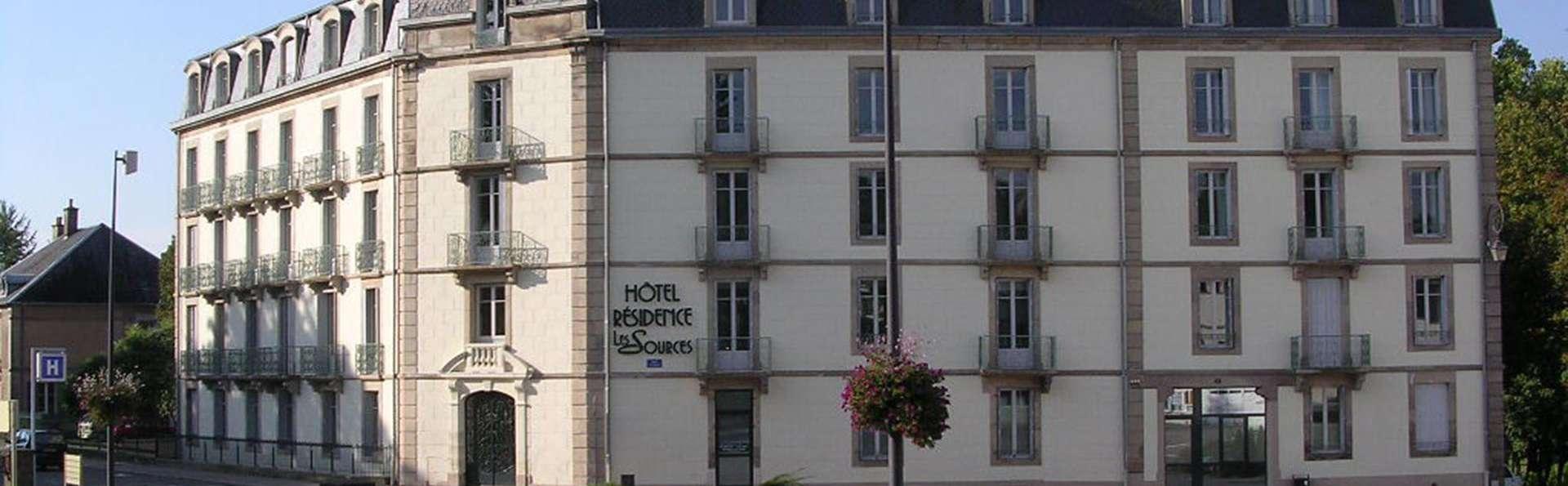 Hôtel Résidence les Sources - Luxeuil les Bains - EDIT_front.jpg