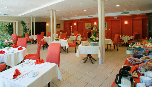 Hotel Residence les Sources - Luxeuil les Bains - Buffet