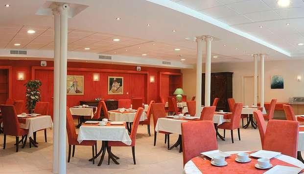 Hotel Residence les Sources - Luxeuil les Bains - restaurant